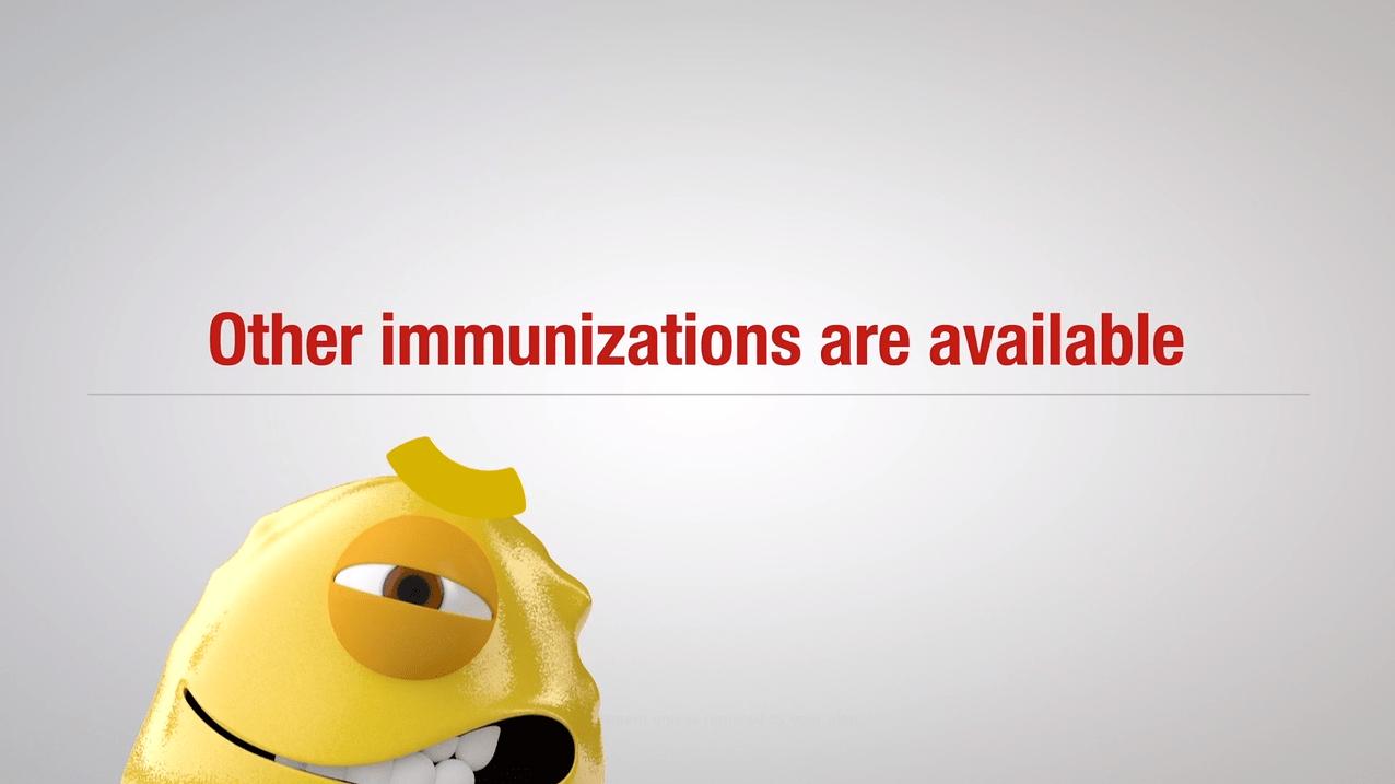 other immunizations