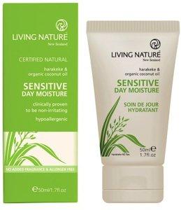 Living Nature natuurlijke dagcreme review 2020