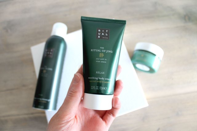 Rituals of jing body cream