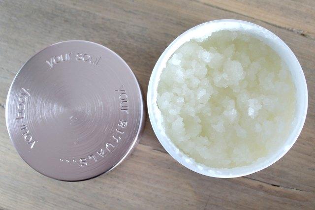 ritual of sakura scrub review