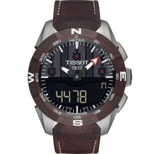 Tissot T-Touch Solar Swissedition