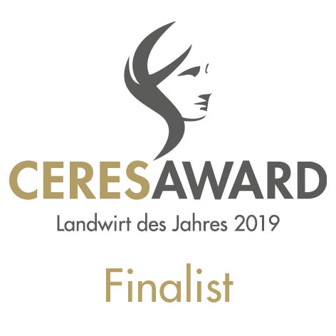 Ceres Award 2019 Finalist
