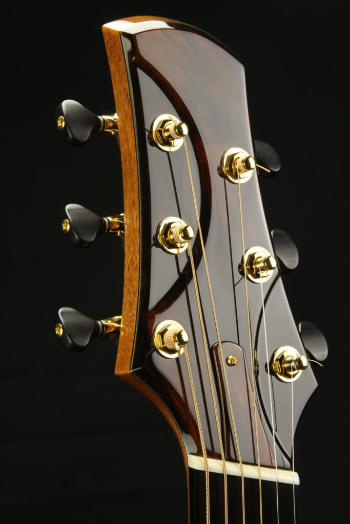 Headstock Gallery Doerr Guitars