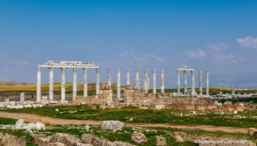 Ruins of Lukewarm Laodicea