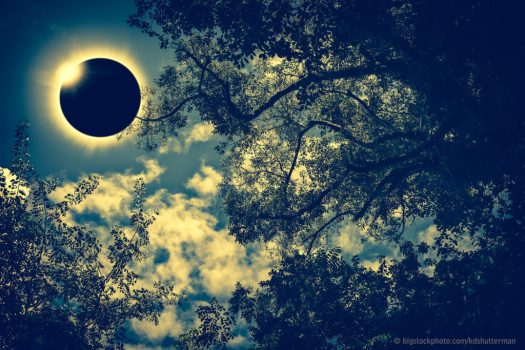 Eclipses Are Not Omens