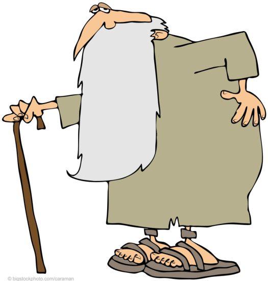 How Old Was Methuselah?