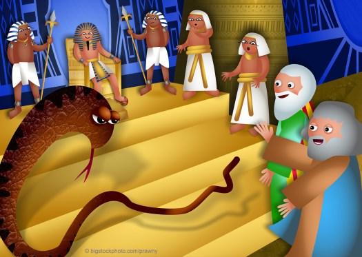 God Hardened Pharaoh's Heart
