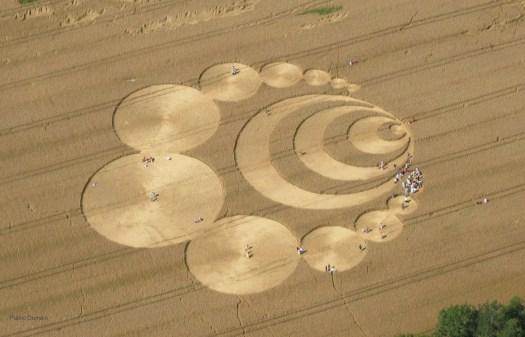 Crop Circles and Design