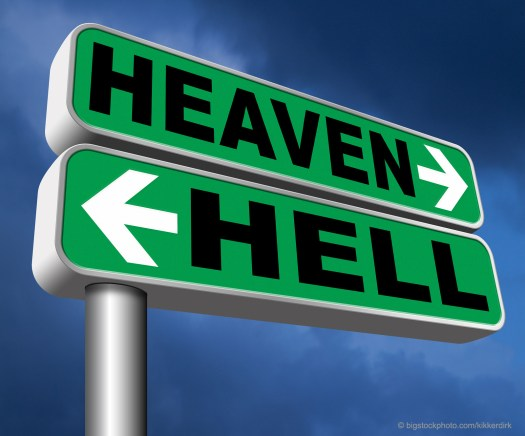 Is Hell a Physical Place?