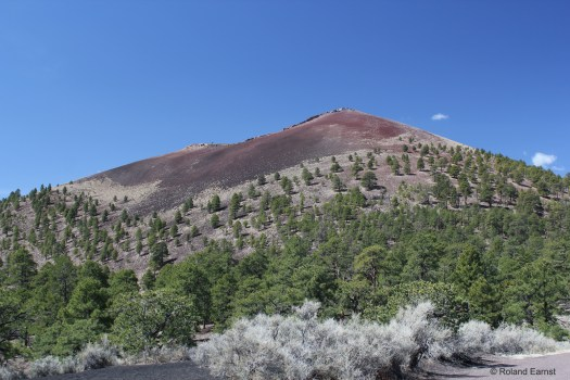 God's Engineering Skills at Sunset Crater