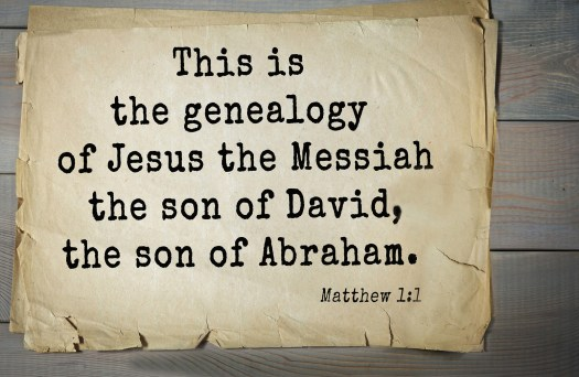 Genealogies of Christ