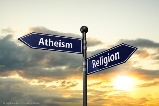 Third Reason Why Atheism Makes Sense