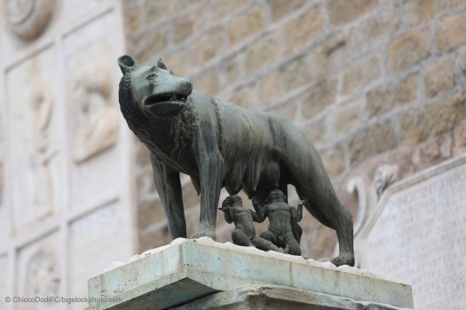 Discrediting Jesus - Romulus and Remus