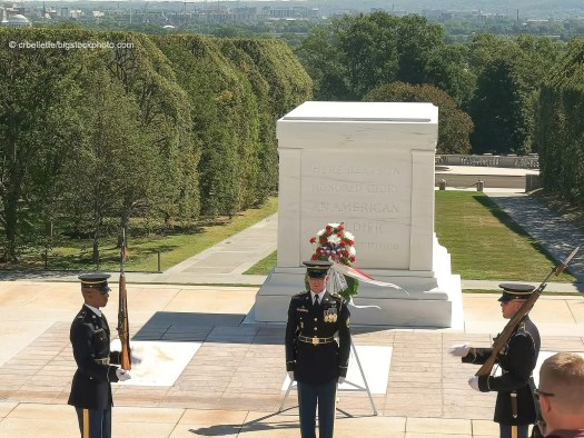Life-changing Commitment at the Tomb of the Unknown Soldier
