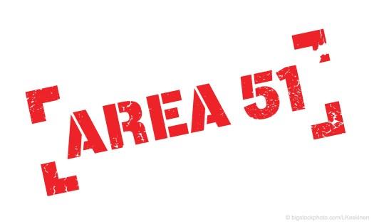 Storm Area 51 Craziness