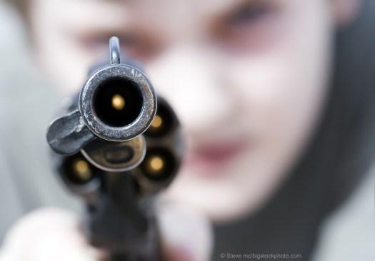 Placing Blame for Gun Violence