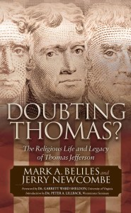 Thomas Jefferson's Bible examined in the book Doubting Thomas