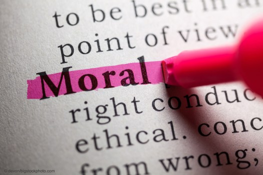 Subtle War on Morals