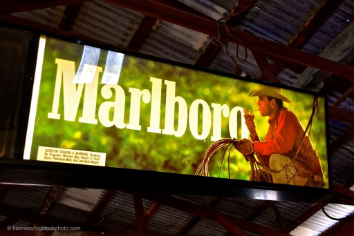 Death of the Marlboro Man