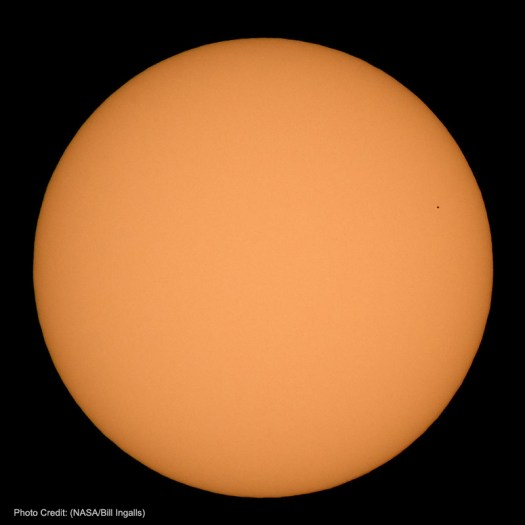 What the Mercury Transit Tells Us