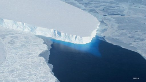 Antarctic Glaciers and Flooding