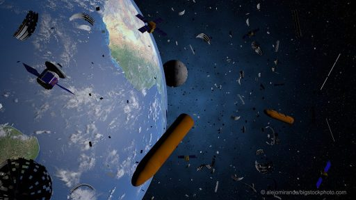 Fake Asteroids and Space Junk