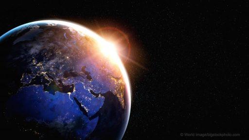 Unique and Bizarre Planet Earth