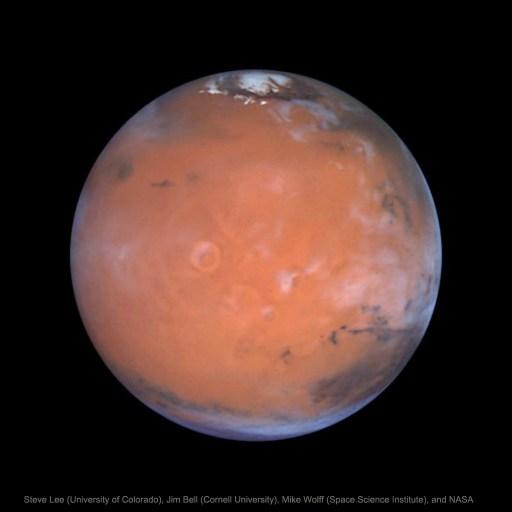 No Lake On Mars