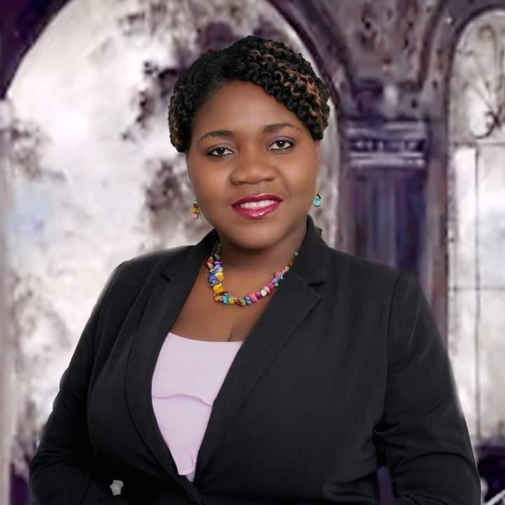 Natacha Daciné, parmi les 25 finalistes de Femme Dofen 2019