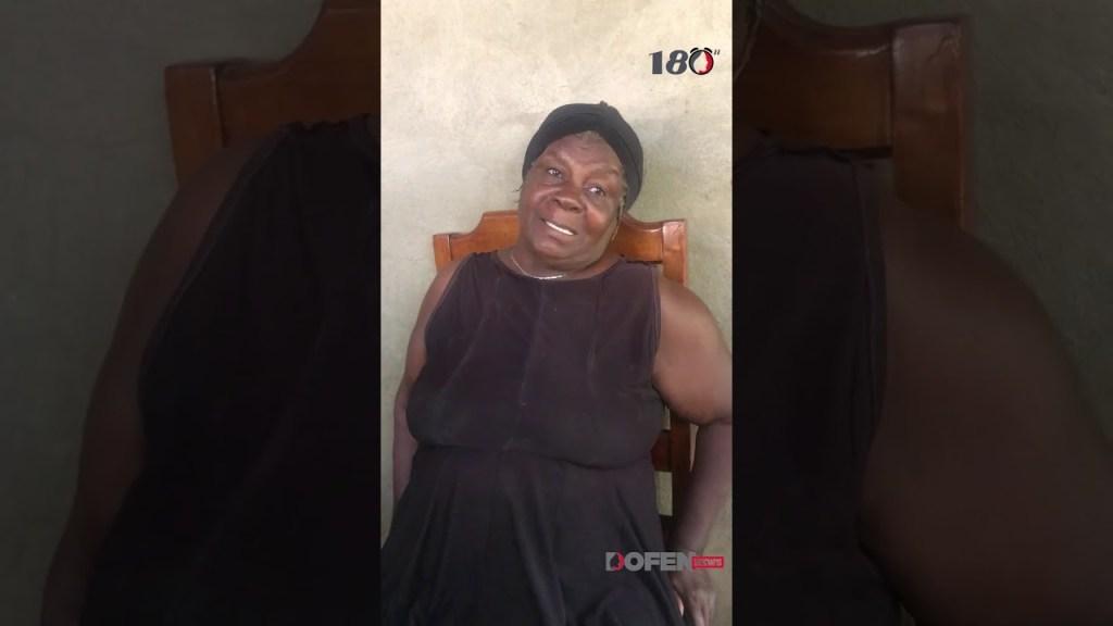Iphelia Lundi Duverseau, une vendeuse d'akasan qui traîne plus de 50 ans derrière elle