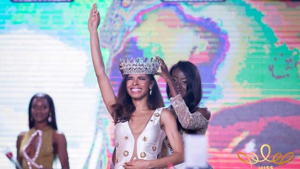Courageuse et forte, Gabriela Clesca Vallejo est sacrée Miss Haïti 2019