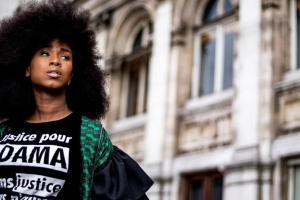 La militante Assa Traoré récompensée par le «BET International Global Good Award»