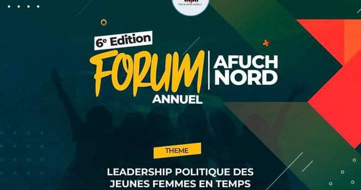 La 6ème édition du forum des jeunes femmes de l'AFUCH-Nord aura bien lieu