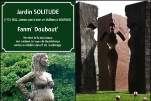 Solitude, première femme noire à avoir sa statue à Paris