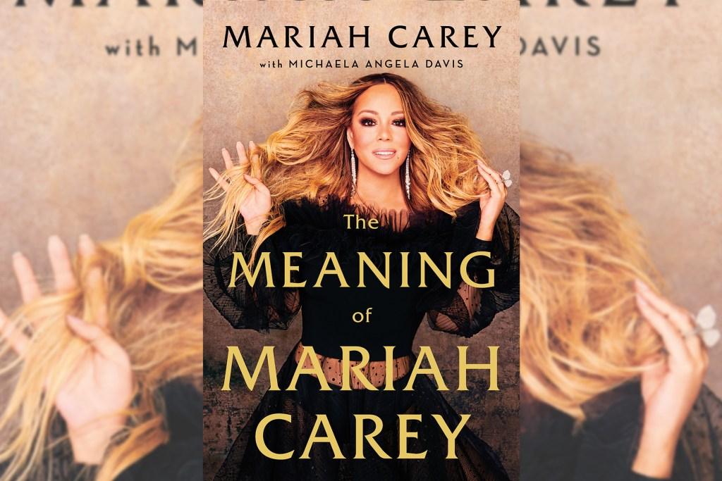 La sortie de l'autobiographie de Mariah Carey est prévue pour ce 29 septembre