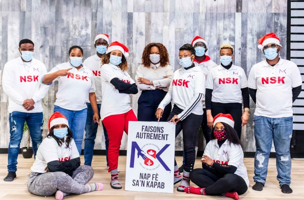 Ces femmes au sein de la NSK qui soutiennent les plus faibles