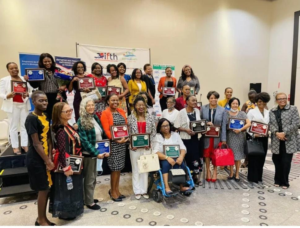 L'IFTH et Sco Tour Haïti honorent 50 femmes haïtiennes pour leur impact dans leur communauté