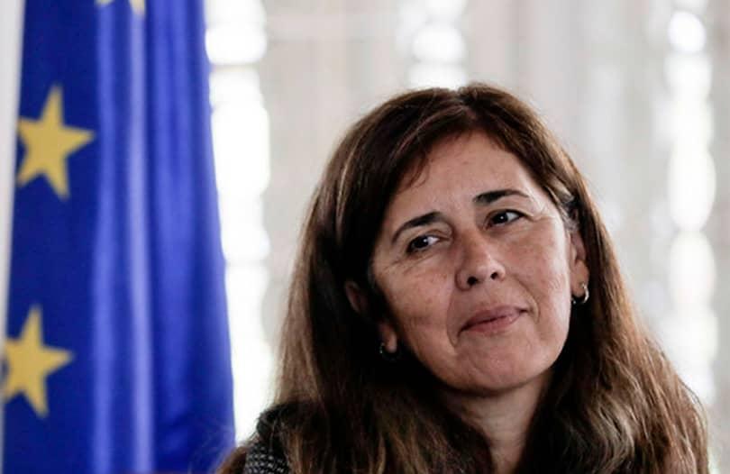 Isabel Brilhante Pedrosa, persona non grata au Vénézuela