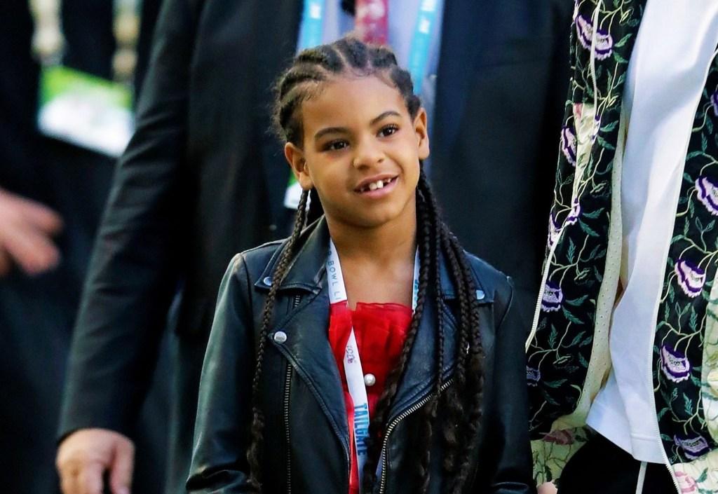 À neuf ans, Blue Ivy Carter gagne son premier Grammy Award