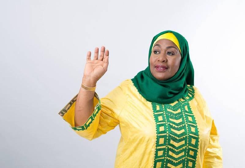 Tanzanie : une femme prend la tête du pays pour la première fois
