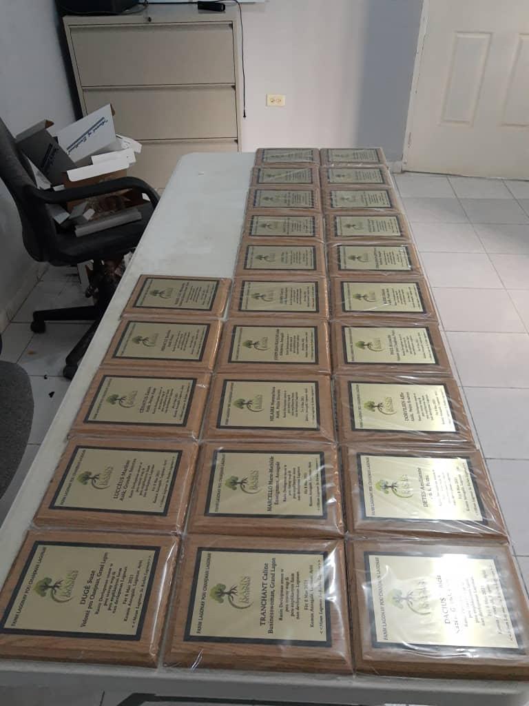 L'organisation Rasin Devlopman honore 25 femmes leaders à La Gonâve