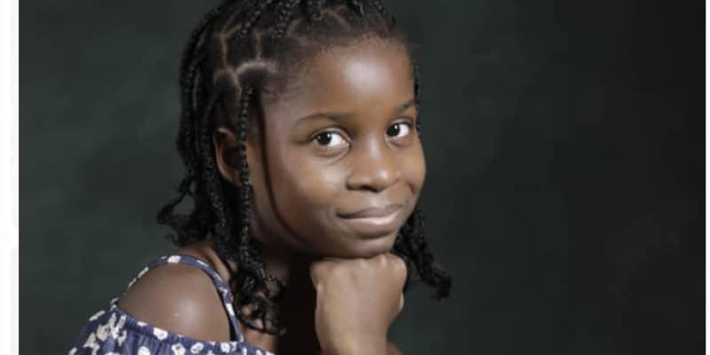 Une congolaise âgée de 10 ans signe son premier roman