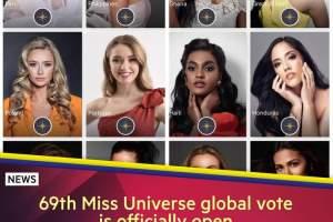 Les votes pour Miss Univers sont lancés, supportez Eden Berandoive