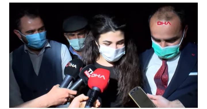 Une jeune femme est libérée après emprisonnement pour le meurtre de son mari violent