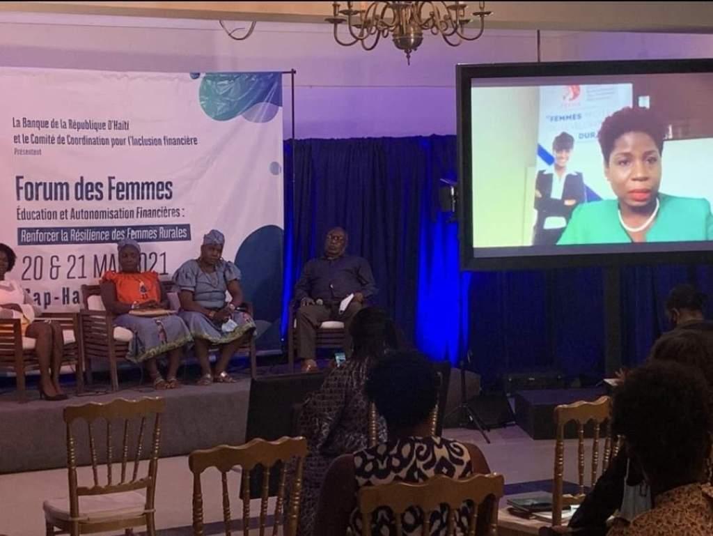 Éducation et Autonomie financières, un débat au «Forum des femmes rurales»