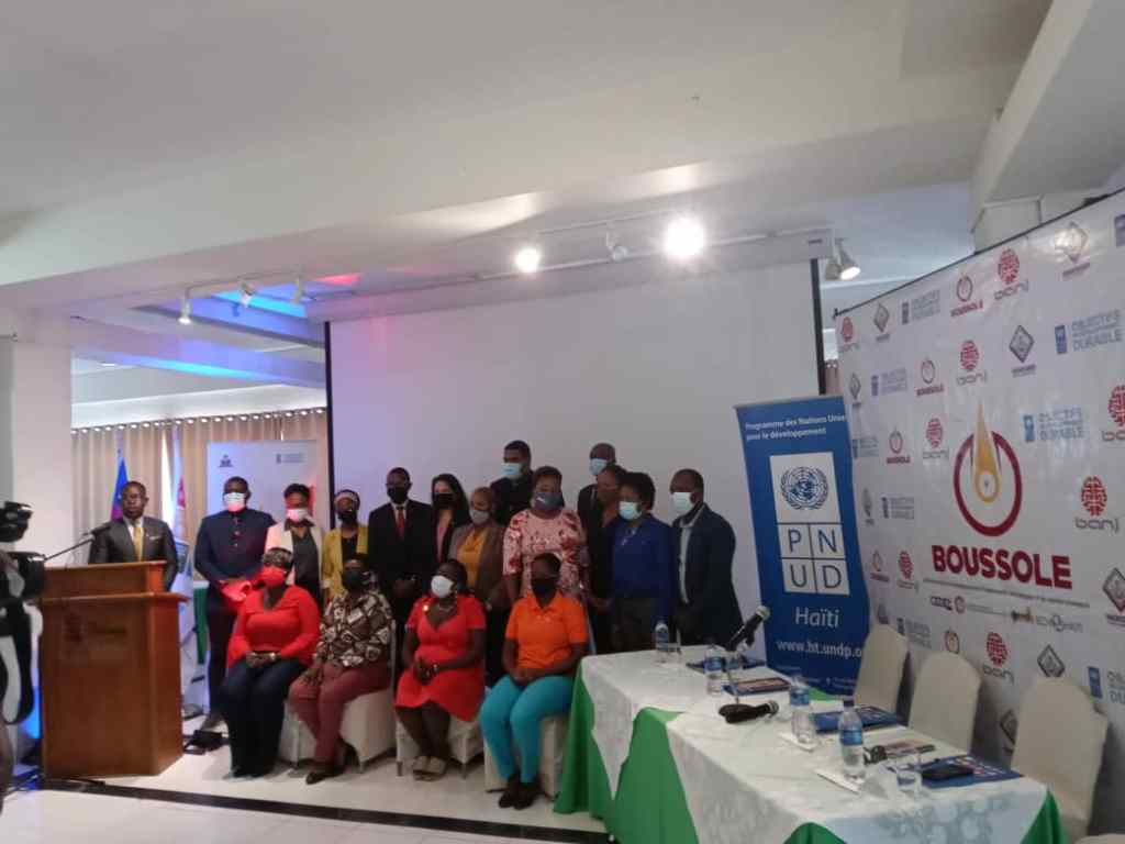 Lancement du projet «Services intégrés de développement d'opportunités économiques et création d'emplois»