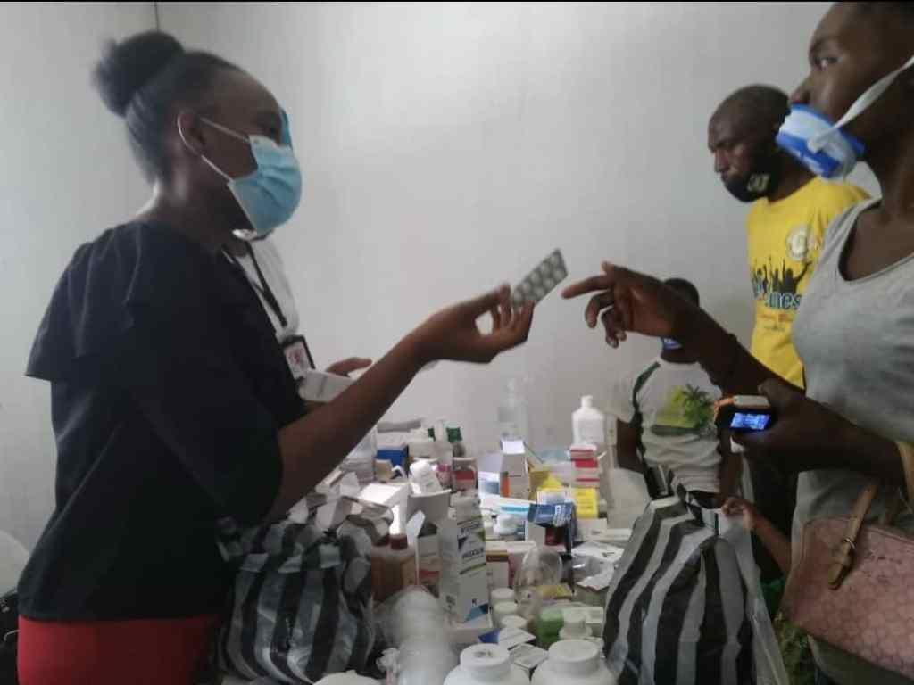 Deux journées réussies pour la clinique mobile organisée par MOFAVIDA, CCFEH et Fanm Eklere