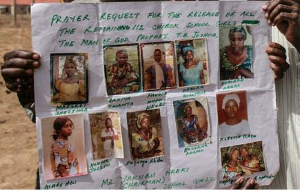 Sept ans après son enlèvement par Boko Haram, Ruth Ngladar Pogu retrouve sa famille