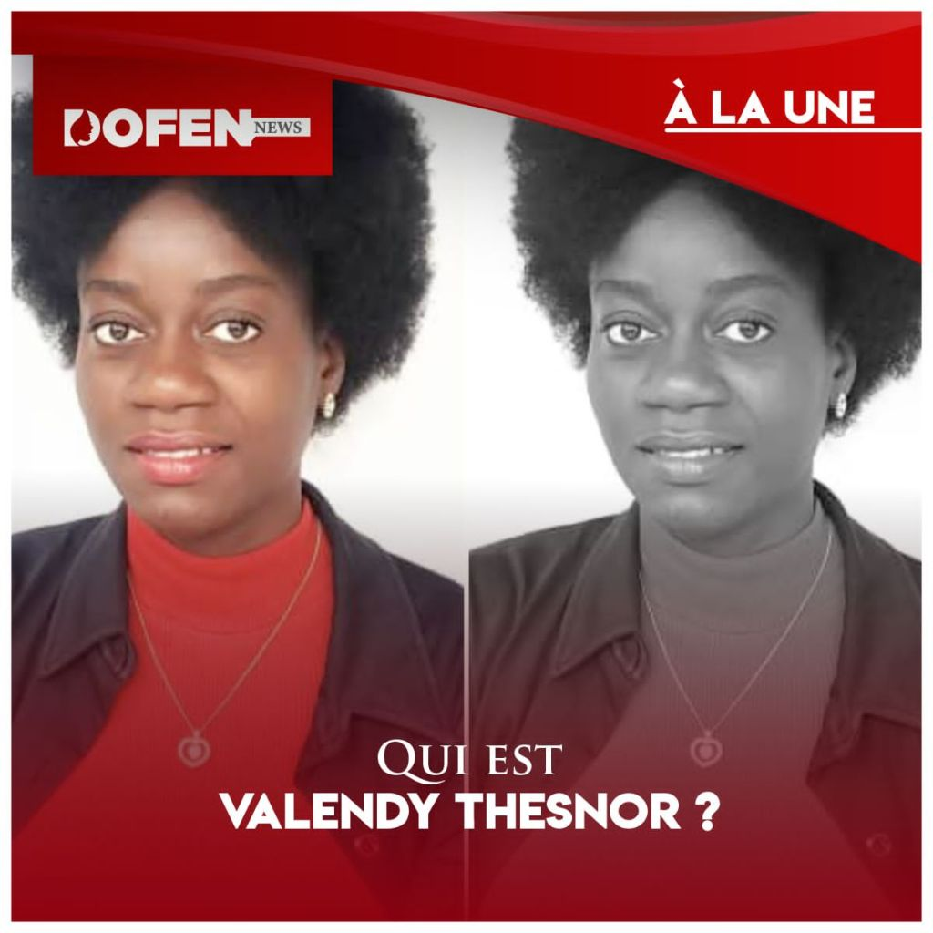 Qui est Valendy Thesnor ?