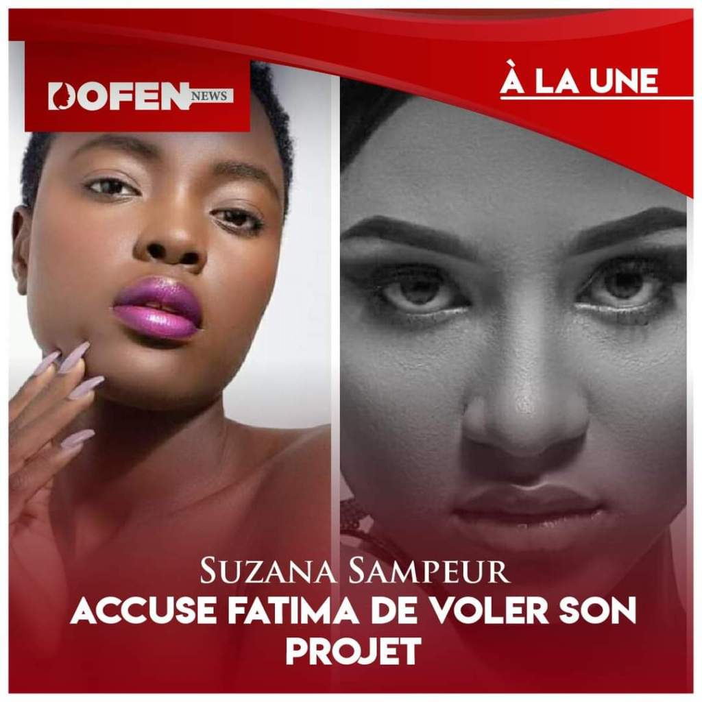 Suzana Sampeur accuse Fatima de voler son projet